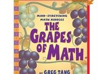 Books to help teach MaTh