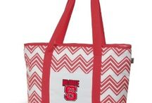 College Tote bag, Coolers, & Zipper Pouches