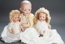 Dolls German baby and toddler