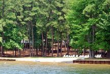 Where to Stay at Lake Gaston