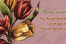 Grandparents Day Facebook Cover