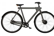 the vanmoof / its about the vanmoof...! and some uber cool bike accessories