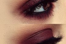 Make Up yeux marrons