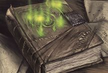 TBS spell books