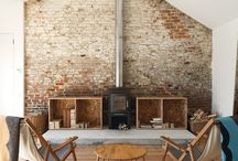 Great interiors / Room settings that catch our eye and inspire us. / by Hudson Grace