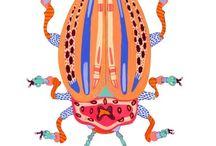 Bugs Art.