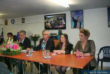 17-3-2014 Στηρίζω – Εκδήλωση για τον καρκίνο του μαστού / Σήμερα Δευτέρα 17 Μαρτίου και ώρα 18.00μμ πραγματοποιήθηκε στην ΔΗΜ. Τ.Ο. Πετρούπολης εκδήλωση για την ενημέρωση των γυναικών, για τις μεθόδους πρόληψης του καρκίνου του μαστού καθώς και την  έγκαιρη διάγνωσή του.  Εισηγητής στην εκδήλωση ήταν ο Βουλευτής Ν.Σερρών Μενέλαος Χ. Βλάχβεης – Καρδιοχειρουργός – Θωρακοχειρουργός – Διδάκτορας Ιατρικής με εξειδίκευση σε θέματα μαστού.
