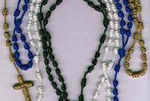 rosary making