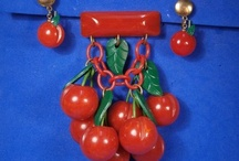 Bakelite, I Want You~! / by Eureka Janet ~ Jewelry featuring Powder Coating