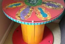 Culori mese tamburi