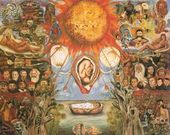 Religiøs kunst og symbolbrug / Hvordan religion udtrykkes i symboler og kunst og hvordan disse artefakter bruges i det religiøse liv