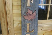 Home-DIY Wooden Signs