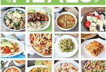 Rebecca Vegetarian dishes