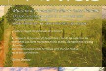 """EXPOSICION / Turismo Cultura POSTALES BONAERENSES. Muestra de pinturas referidas al paisaje bonaerense. Inauguración el sábado 16 de mayo a las 20.00 hs. en el Museo Municipal de Arte e Historia Los Toldos. Esta actividad está programada dentro del marco de """"Una noche en los museos"""" que coordina el Instituto Cultural de la Provincia de Buenos Aires a través de la Dirección de Museos, Monumentos y sitios Históricos."""