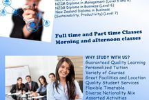 Study English! / General English Cambridge FCE IELTS Preparation English for Academic Purposes Business English TESL Certificate NZCEL