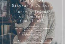 Photo shoot giveaway #Toronto #Ontario