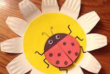 créations assiette en carton