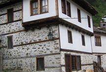 safran bolu evleri