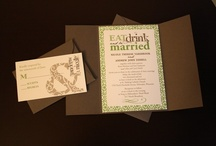 Wedding Invitations / by Sharon Bezdek