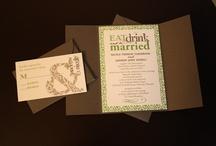 Wedding Invitations / by Sharon Bezdek