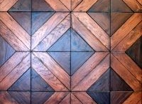 miniature floors and wallpapers