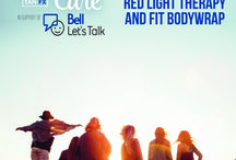 Bell Let's Talk / Visit any Tan FX location across Canada on January 25, purchase a tanning package, and we will donate $10 in support of Bell Let's Talk. #BellLetsTalk