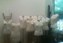 inštalácia odevu