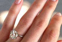 Jewellery / Solitaire rings