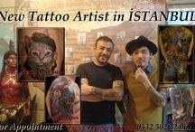 Dövme, Tattoo / Japon Dovme Sanatcisi Peco Subat ayinda studiomuzun konugu olacak, kendisine dovme yaptirmak isteyenler randevu icin iletisime gecebilir 0532 502 32 06