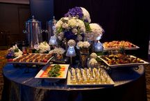 Table Arrangements and Event Buffets