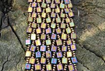 Tile beads ideas