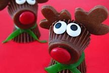 Holiday Food Crafts & More for Girl Scouts