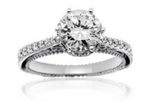 Verragio: handcrafted, beautiful engagement rings / Verragio is known for their unique engagement ring and wedding band collections. Each ring is handcrafted to using centuries old techniques seamlessly combined with today's cutting edge technology.