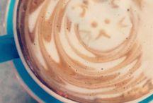 my coffee art