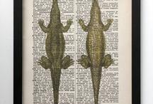 alligators.