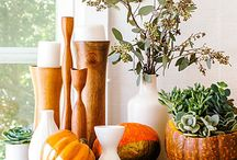 Thanksgiving Table- Glitz & Gourds / by Apples & Onions