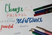 My Handwriting