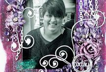 Scrapmatts Rikki Graziani / Scrapmatts Design Team Creations
