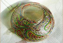 стекло. керамика. роспись