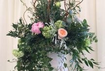 Pilar arrangements / Extra large floral display for your special day and events