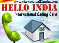 Cheapest Call to India | International Calling Card.