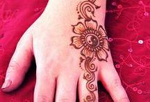 Simple hand designs