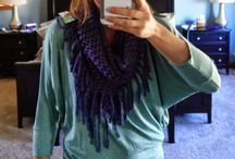 My Stitch Fix / Things I've received in my shipments with details in my blog.