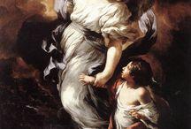Anioł Stróż w malarstwie
