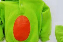 Moda Infantil - Moda bebê / Roupas divertidas para bebês e crianças. #modabebe #modainfantil #enxovaldebebe