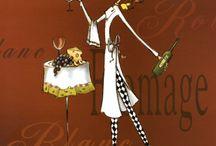 Cozinheiro ilustração