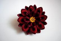 Kanzashi / Flores Japonesas