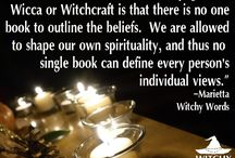Pagans and wiccans