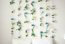 Spring room decor