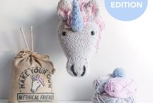 Mythical - Patterns and Kits